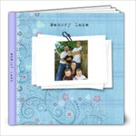 Nikki Family book for her bday - 8x8 Photo Book (20 pages)