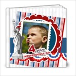 usa - 6x6 Photo Book (20 pages)