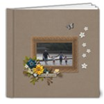 8x8 (DELUXE): Together as a Family - 8x8 Deluxe Photo Book (20 pages)