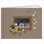 9x7 : Together as a Family - 9x7 Photo Book (20 pages)