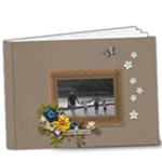 9x7 (DELUXE): Together as a Family - 9x7 Deluxe Photo Book (20 pages)