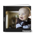 Keagan BBB - 6x6 Deluxe Photo Book (20 pages)