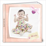 miranda - 8x8 Photo Book (20 pages)