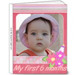 Noa - 8x10 Deluxe Photo Book (20 pages)