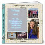 Singers Sophomore year - 12x12 Photo Book (20 pages)
