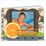 summer - 9x7 Photo Book (20 pages)