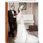 Prewedding - 9x12 Deluxe Photo Book (20 pages)