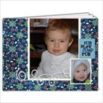 Kiril in the Daycare - 7x5 Photo Book (20 pages)