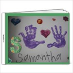 samantha-2 - 11 x 8.5 Photo Book(20 pages)