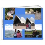 Aust&NewZealand - 11 x 8.5 Photo Book(20 pages)