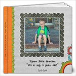 Tysen 5 - 12x12 Photo Book (20 pages)
