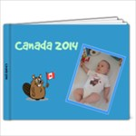 Canada2014Book1 - 7x5 Photo Book (20 pages)