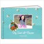11 x 8.5: My Sweet Princess V2 (Multiple Pics) - 11 x 8.5 Photo Book(20 pages)