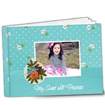 9x7 DELUXE: My Sweet Princess V2 (Multiple Pics) - 9x7 Deluxe Photo Book (20 pages)
