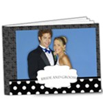 wedding - 9x7 Deluxe Photo Book (20 pages)