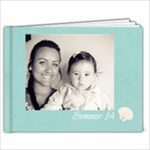 summer memories 6x4 - 6x4 Photo Book (20 pages)