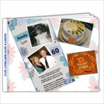 Sandy s 60th - 9x7 Photo Book (20 pages)