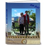 2014 Father Birthday revised - 8x10 Deluxe Photo Book (20 pages)