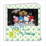 tw20141 - 6x6 Photo Book (20 pages)