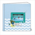 6x6- Water Fun - 6x6 Photo Book (20 pages)