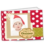 christmas - 9x7 Deluxe Photo Book (20 pages)