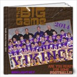 Varsity football - 12x12 Photo Book (20 pages)