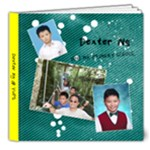 Dexter Ng - 8x8 Deluxe Photo Book (20 pages)