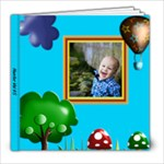 Hunter Growing Fast Vol #5 - 8x8 Photo Book (20 pages)