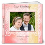Wedding Book 12x12 - 12x12 Photo Book (20 pages)
