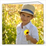 sunflowers1 - 12x12 Photo Book (20 pages)