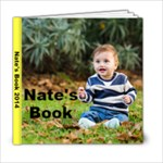 Nate - 6x6 Photo Book (20 pages)