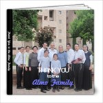 almo book! good copy 9/30 - 8x8 Photo Book (20 pages)