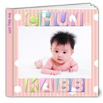 Chun Ka - 8x8 Deluxe Photo Book (20 pages)