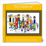 Mi Familia GLP - 8x8 Photo Book (20 pages)