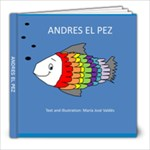 ANDRES EL PEZ GLP - 8x8 Photo Book (20 pages)