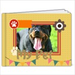 pet - 7x5 Photo Book (20 pages)