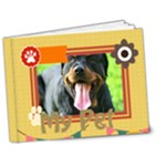 pet, family, kids, dog, cat, fun, love - 7x5 Deluxe Photo Book (20 pages)
