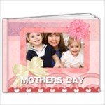 love, lover, heart, mothers day - 7x5 Photo Book (20 pages)