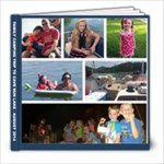 2014 FAMILY CAMPING TRIP - 8x8 Photo Book (20 pages)