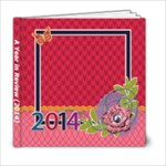 Year In Review - Colorful - 6x6 Photo Book (20 pages)
