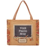 Ode to Autumn tiny tote - Mini Tote Bag
