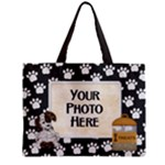 Dog tiny tote - Mini Tote Bag
