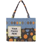Basically Boy tiny tote - Mini Tote Bag