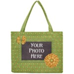 An Early Fall tiny tote - Mini Tote Bag