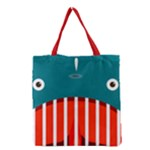 sea animals - Grocery Tote Bag