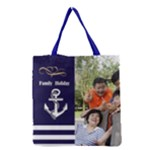 family - Grocery Tote Bag