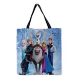 frozen bag - Grocery Tote Bag