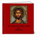 Prayer Book  General 5 t. John the Baptist - 8x8 Photo Book (20 pages)