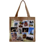 Summer Full Grocery Tote Bag