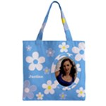 Daisy Full Grocery Tote Bag